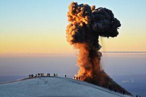 Volcán Acatenango Ascenso nocturno Q399 Noviembre