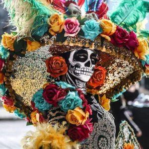 México Día de Muertos Q2,500