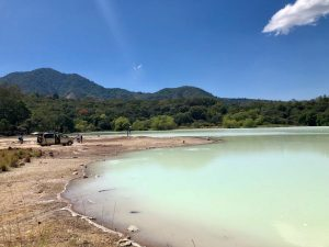 Laguna de Ixpaco y Laguna del Pino Septiembre Q125